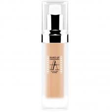 Atelier Perlamutrinis, vandeniui atsparus makiažo pagrindas 30 ml - Waterproof Liquid Foundation 30 ml