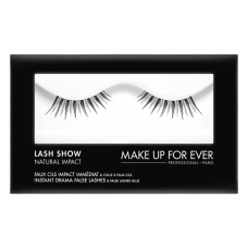 Dirbtinės blakstienos - Lash Show - N-405  Instant Drama False Lashes & False Lashes Glue - Natural Impact