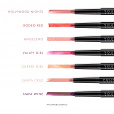 Youngblood Matinė lūpų kreidelė 1.4 g -  Color Crays  Matte Lip Crayon 1.4 g